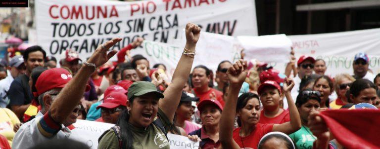 [CONTRATIEMPO] El gobierno en la retaguardia: ¿La comuna en revolución?