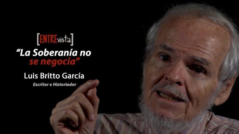 """[VIDEO + PDF] """"La soberanía no se negocia."""" Entrevista a Luis Britto García"""