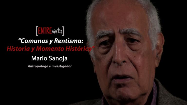 [VÍDEO + PDF] Comunas y Rentismo: Historia y Momento Histórico. Entrevista a Mario Sanoja