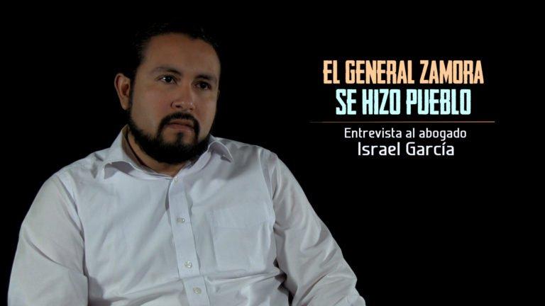 [VIDEO] – El General Zamora se hizo Pueblo. Entrevista a Israel García.