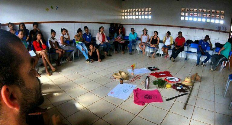[MST] Reproduciendo la vida en el asentamiento campesino Josinei Hipólito