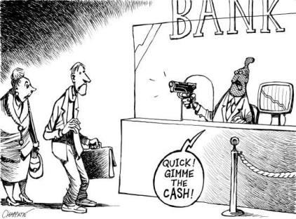 [ARTICULITO 20] ¿Qué es la banca? ¿Dónde se guarda el dinero? ¿Por qué?