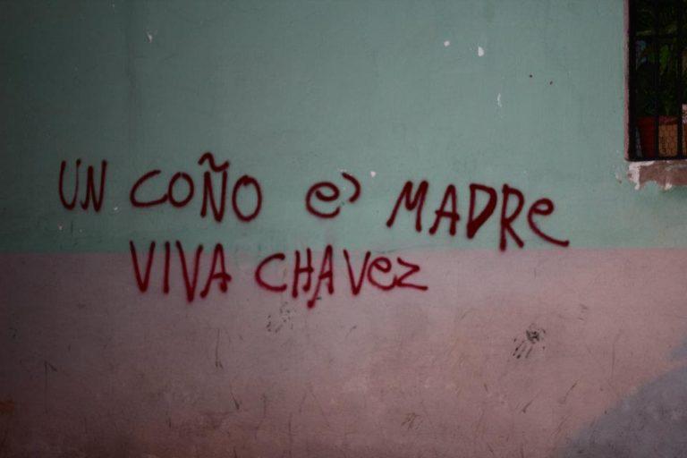 El Chávez Radical: ¿Contratiempo del Gobierno?