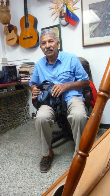 [DUELO] Fallece Jesús Blanco, fundador de TV Caricuao