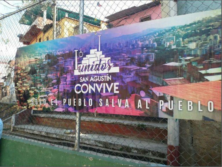 [REPORTAJE] San Agustín: contra el golpe y la crisis, reafirmando el poder popular