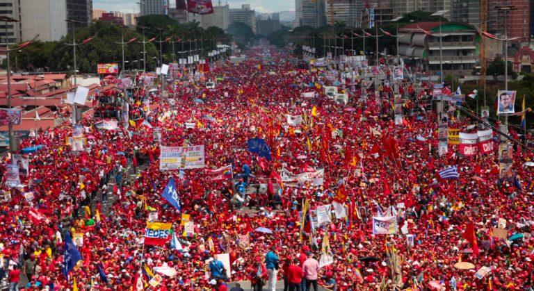 [COMUNICADO] Al pueblo revolucionario, consecuente y combativo: ante la arremetida imperialista ¡hay que pasar a la ofensiva!