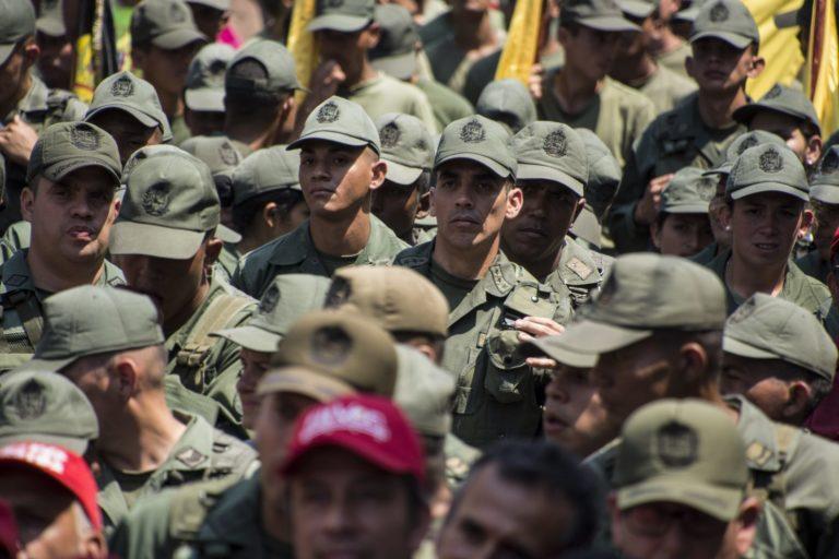 [FOTOS] Mérida: Pueblo y Fuerza Armada marchan juntos por la patria.