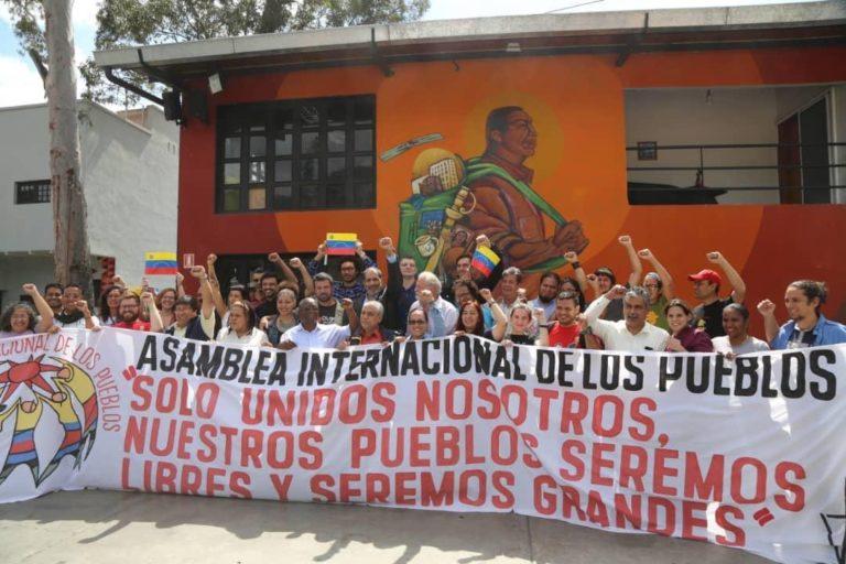 [COMUNICADO] Asamblea Internacional de los Pueblos: Informe sobre la situación en Venezuela