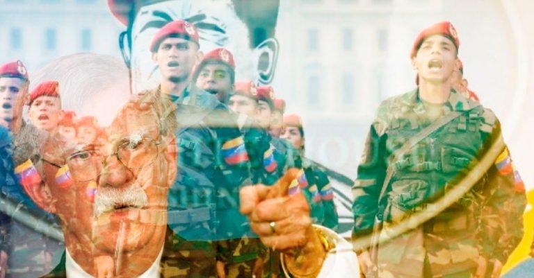 [ENTREVISTA] Es Washington o Venezuela, capitalismo salvaje o socialismo: una conversa con Luis Britto García