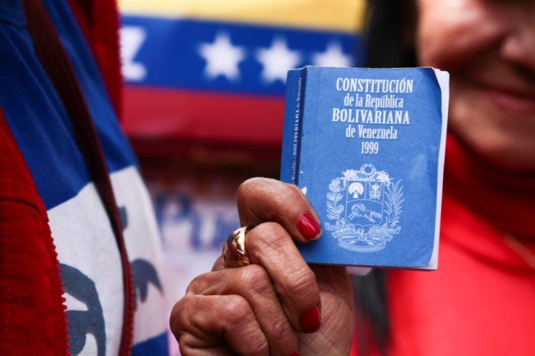 [MEMORIA LIBRE] Venezuela, una interpretación conveniente