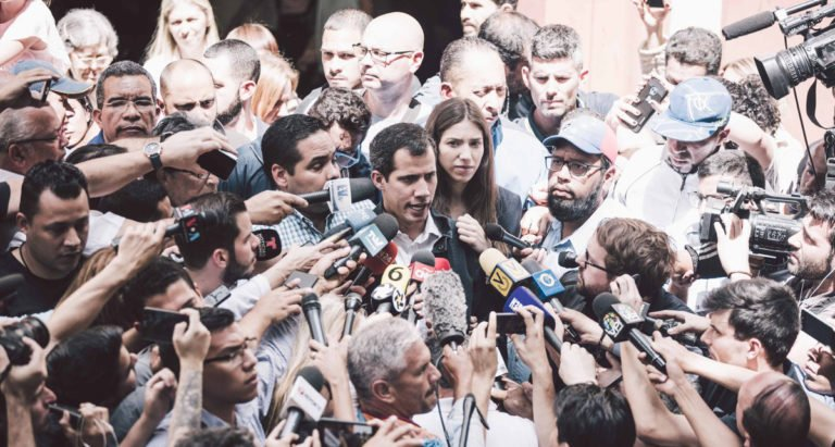 [OPINIÓN] Mitología de la intervención contra Venezuela