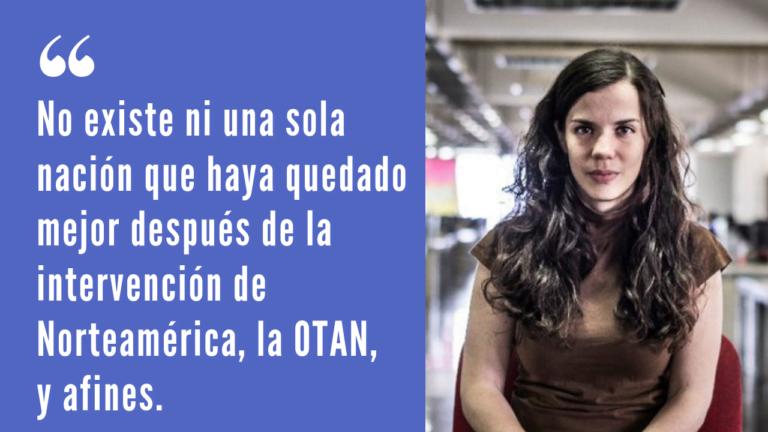 [ENTREVISTA] La vida cotidiana en una Venezuela sitiada: una conversa con Jessica Dos Santos