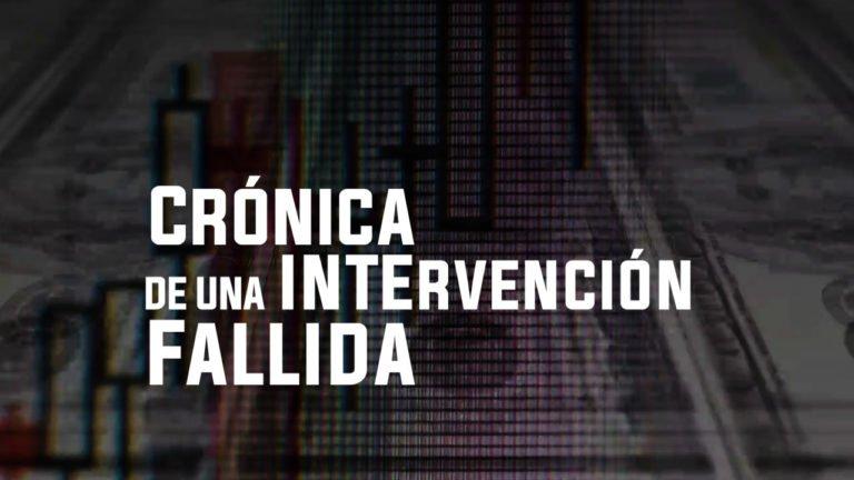 [VIDEO] Crónica de una intervención fallida