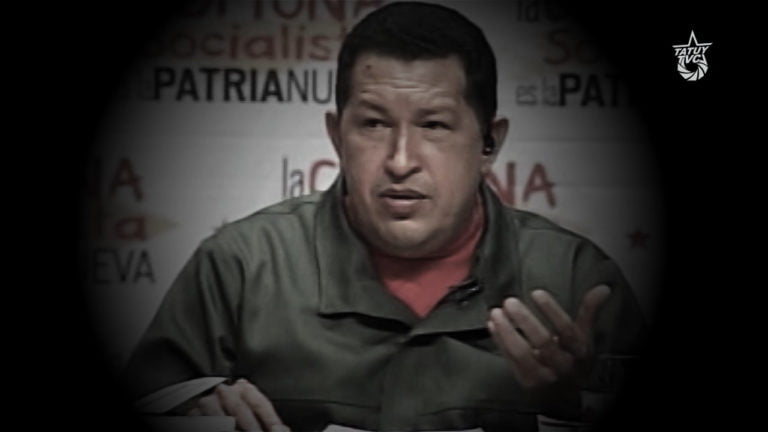 [CHÁVEZ THE RADICAL] Socialism must be created at the grassroots level (English)