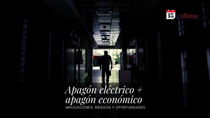 [OPINIÓN] Apagón electrico + apagón económico: implicaciones, riesgos y oportunidades (I).