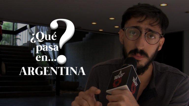 [VIDEO] ¿Qué pasa en Argentina? Entrevista a Gabriel Lopes de «Vamos»