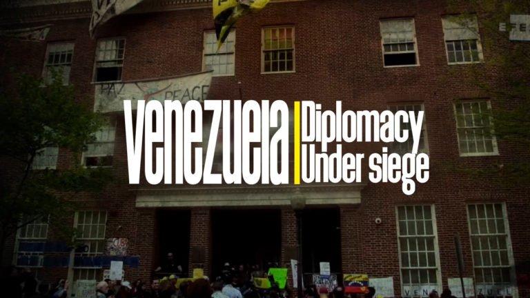 [VIDEO REPORT] Venezuela: Diplomacy Under Siege (English version)