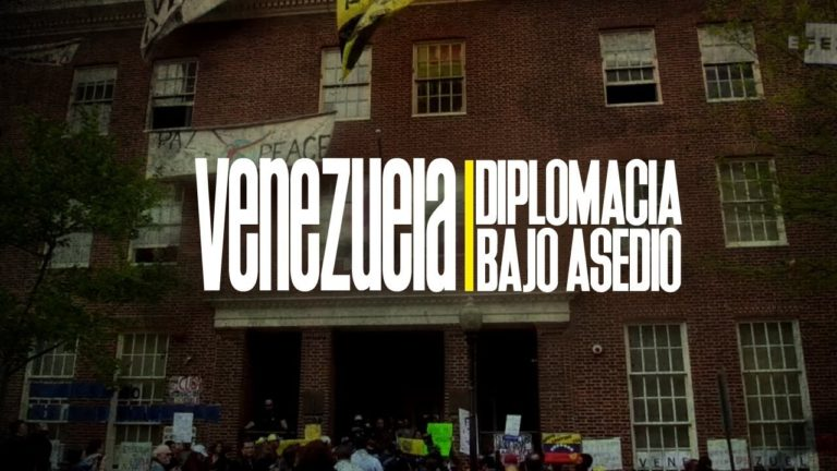 [VIDEO-REPORTAJE] Venezuela: Diplomacia bajo asedio