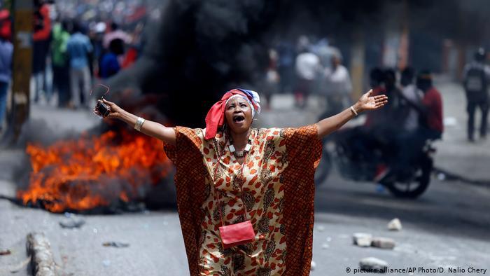 [COMUNICADO] Pronunciamiento de organizaciones populares haitianas