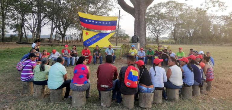 [INTERNACIONALISMO] En marcha campaña «Semillas para Venezuela, semillas para El Maizal» en Euskal Herria