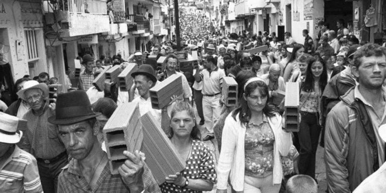 [COLOMBIA] Los que quedaron