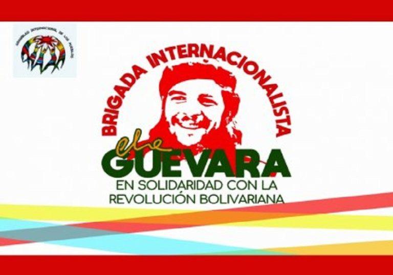 [COMUNICADO] Sobre la denuncia de agresión sexual en la II Brigada Internacionalista Che Guevara