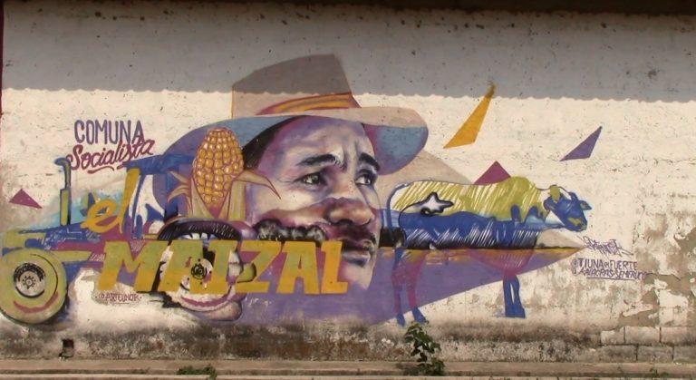 [VIDEO] El Maizal, semilla de la patria socialista