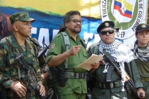[COLOMBIA] Primeras repercusiones ante el anuncio de las FARC de volver a la lucha armada