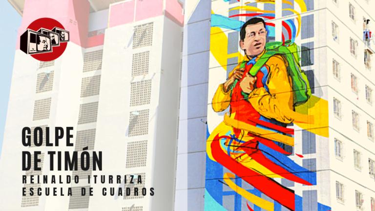 [VIDEO] Chávez y el Golpe de Timón (con Reinaldo Iturriza)