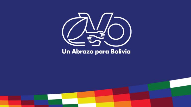 [CAMPAÑA] El mundo expresa su solidaridad con «Un Abrazo Para Bolivia»
