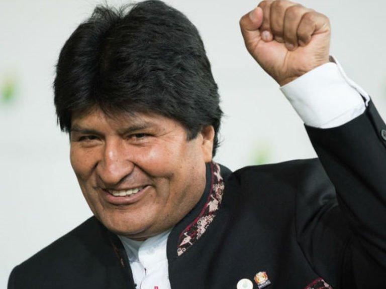 [BOLIVIA] Evo, un presidente humanista