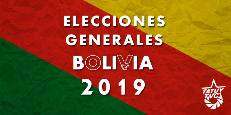 [BOLIVIA] Elecciones generales 2019