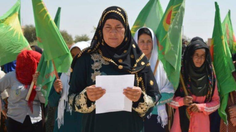 [KURDOS] Declaración de Kongra Star contra la invasión turca