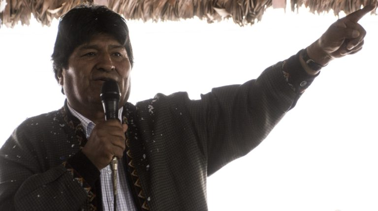 [ELECCIONES] Bolivia en suspenso ¿1era vuelta? ¿2da vuelta? ¿Fraude?