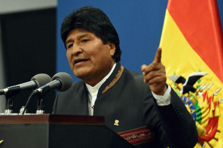 [BOLIVIA] Golpe de Estado en desarrollo: últimos acontecimientos.