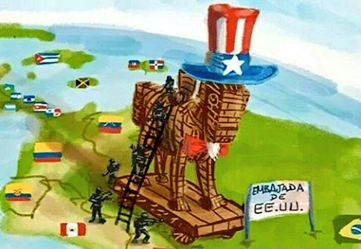 [OPINIÓN] Las Cadenas jurídicas del imperialismo (l)
