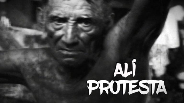 [VIDEO] Alí Protesta – Otra Vez