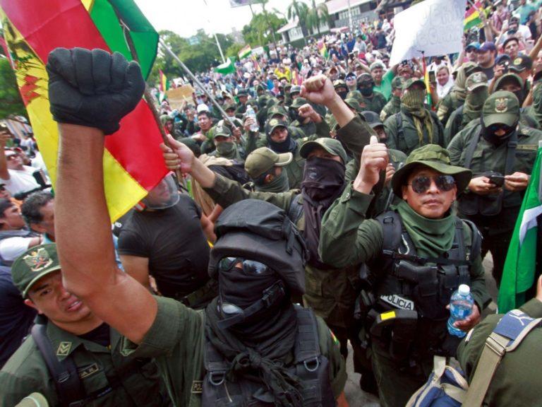 [BOLIVIA] El golpe en Bolivia: cinco lecciones