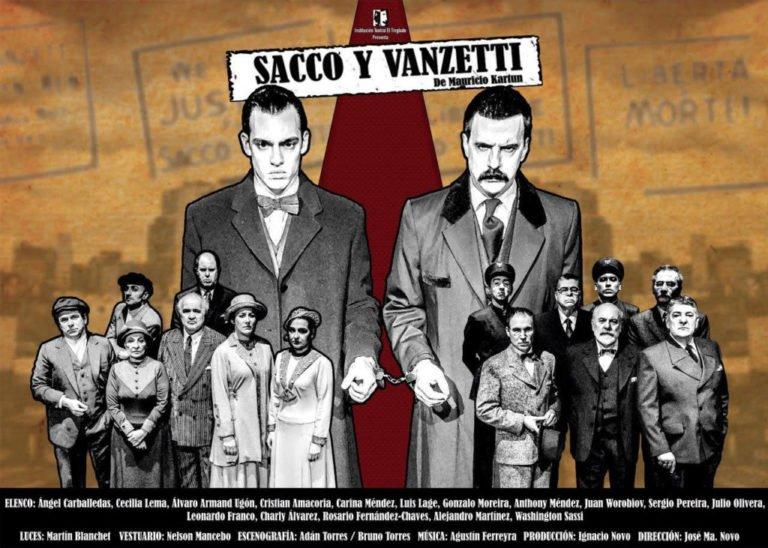 [OPINIÓN] Sacco y Vanzetti: Correcciones o más bien manipulación.