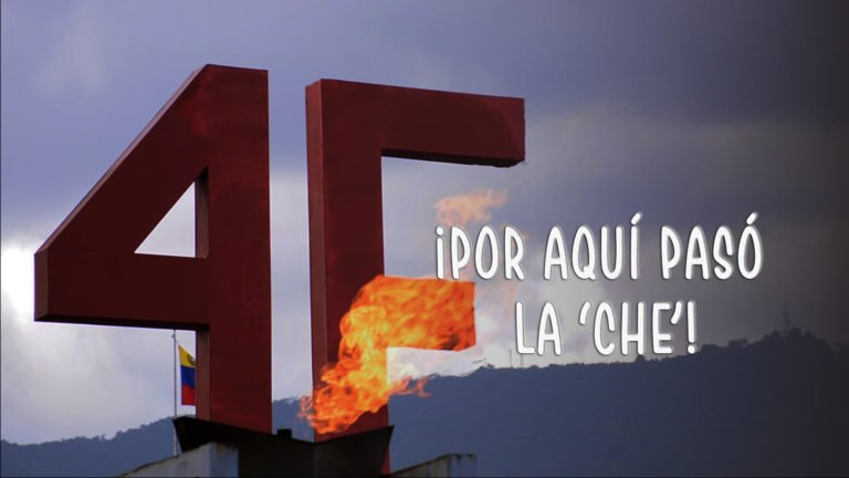 [VÍDEO] ¡Por aquí pasó la 'Che'!