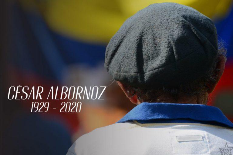 [En memoria] A César Albornoz