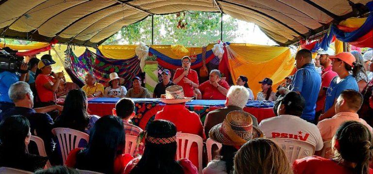 [REPORTAJE] Congreso de comunas y movimientos sociales en frontera