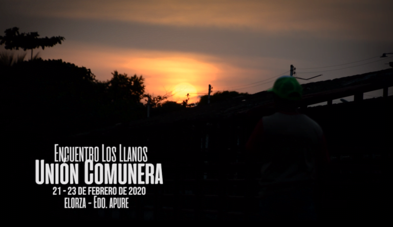 [VÍDEO] ¿Qué pasa en la Unión Comunera de la Región Los Llanos? #ComunaEsHacerRevolución