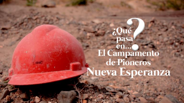 [VIDEO] ¿Qué pasa en el Campamento de Pioneros Nueva Esperanza en Lara?