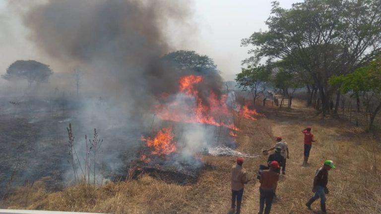 [COMUNICADO] La Comuna Socialista El Maizal ante los daños sufridos por los incendios