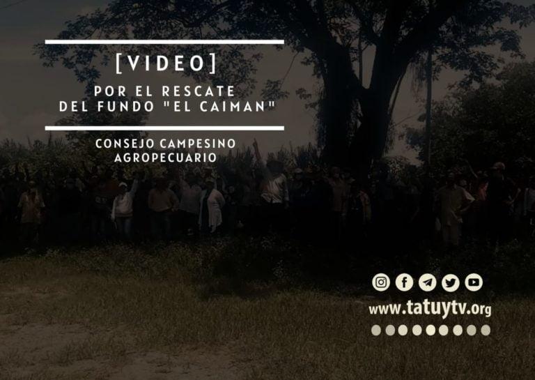 [VÍDEO] ¿Que pasa en el Consejo Campesino Agropecuario «La Mano de Dios» en Mérida?