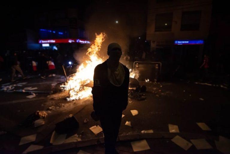 [GALERÍA] Masacre en Bogotá: la noche en la que todo ardió