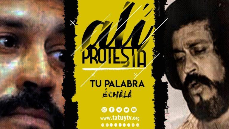 [VÍDEO] Alí Protesta: Tu Palabra