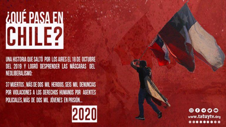[PROTESTA] ¿Qué pasa en Chile?