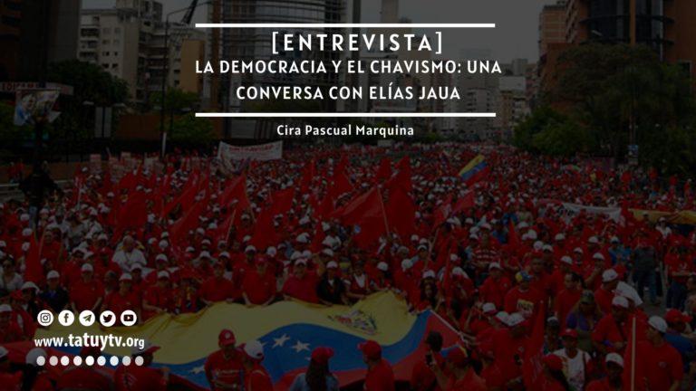 [ENTREVISTA] La democracia y el Chavismo: una conversa con Elías Jaua